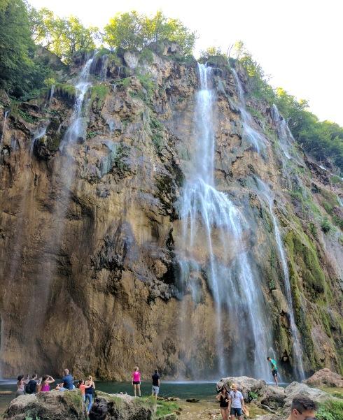 Veliki Slap waterfall, Plitviče Lakes National Park