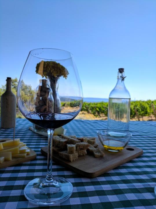 Kairos winery, Babe hill, Trogir