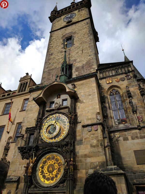 Astronomical Clock pinterest