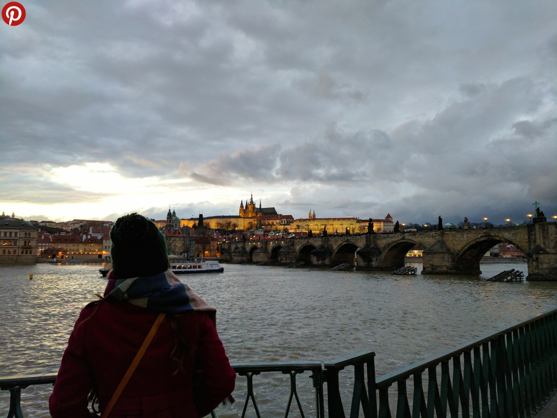 Charles bridge distance pinterest