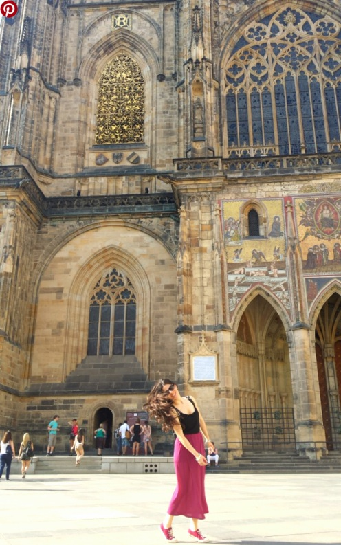Prague Castle me pinterest