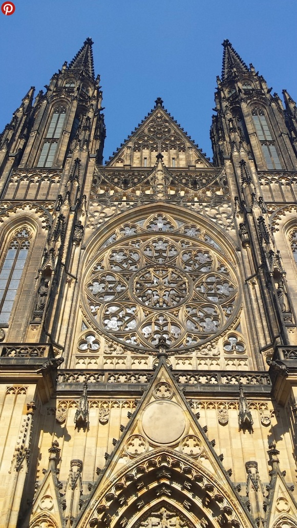 St. Vitus cathedral pinterest