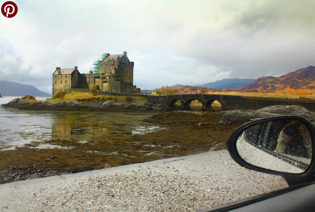 Eilean Donan Castle 2 pint