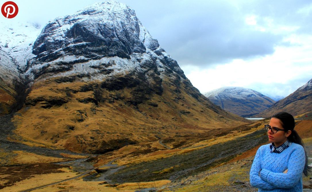 Glencoe winter pint